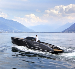 Boat trip with the Frauscher yacht