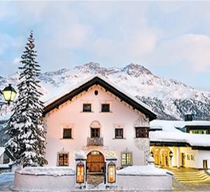 Giardino Mountain (St. Moritz)